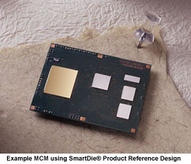 Intel SmartDieR MCM Reference Design For PentiumR Processor With MMXTM Technology